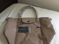 "Used authentic ""LONG CHAMP"" medium bag  in Dubai, UAE"