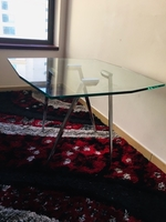 Used Glass table  in Dubai, UAE