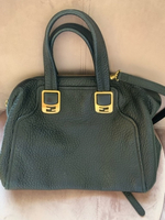 Used Fendi black bag with strap in Dubai, UAE
