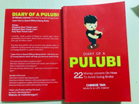 Used Diary of A Pulubi books  in Dubai, UAE