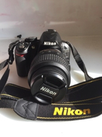 Used D-3100 NIKON DSLR CAMERA in Dubai, UAE