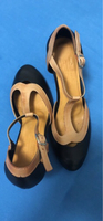 Used Leather shoes.  Like new worn once  in Dubai, UAE