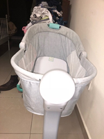 Used Baby crib 40 degrees in Dubai, UAE