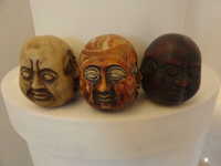 Decorative Buddha Heads