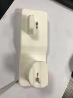 White color charging stand3in1 /New/