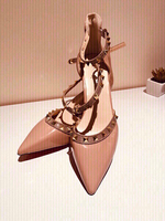 Used FASHION Pumps thick heel EU38 UK 6 in Dubai, UAE