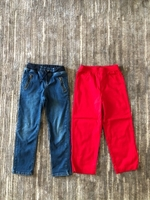 Used Jeans and trousers for a boy 6/7 years   in Dubai, UAE