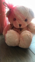 Used V day Cute Teddy Bear Present!!! in Dubai, UAE