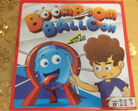 Used Boom boom balloon game toy for kids in Dubai, UAE