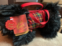 Used KEEL toys UK SCOTTISH DOG BAG in Dubai, UAE