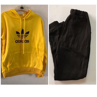 Used Adidas sports suit size (m) new -copy  in Dubai, UAE