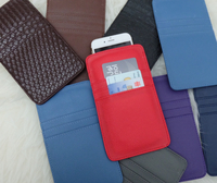 Cellphone Sleeve and card holders