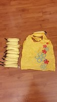 Used banana foldable bag 10 pcs in Dubai, UAE