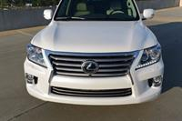 Used 2014 Lexus LX 570 in Dubai, UAE