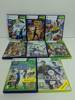 Used 8 XBOX 360 GAMES WoW  month of game in Dubai, UAE