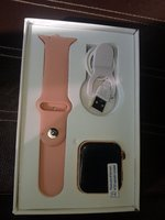 Used ⭐pink smart fitness watch  ⭐ in Dubai, UAE