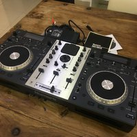 Used Numark Mix Deck universal DJ in Dubai, UAE