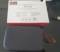 Used New portable speaker with box in Dubai, UAE
