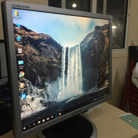 "Used Samsung lcd monitor 19 "" # 19 in Dubai, UAE"