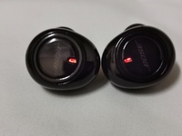 Used Bose new Earbuds High bazz black in Dubai, UAE