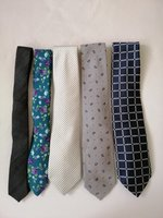 Used 5 MENS TIES in Dubai, UAE