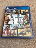 Used GTA 5 - PS4 - As New in Dubai, UAE