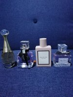 4pcs perfume 25ml each for women mini
