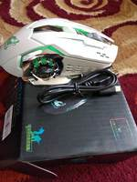 Used Gaming mouse wireless rechargeable RGB in Dubai, UAE