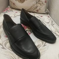 Used BRANDNEW COS LEATHER SHOES, SIZE39 in Dubai, UAE
