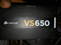 Used Corsiar Vs650 w pc suply in Dubai, UAE
