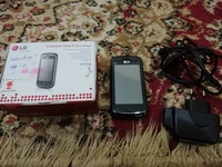 Used LG KM555 smartphone * 2 pcs in Dubai, UAE