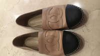 Used Chanel shoes  in Dubai, UAE