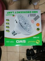 Used Light save lamp with remote control in Dubai, UAE