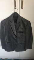 Used Boys suit with pants size 9 years in Dubai, UAE