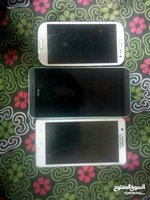 Used Can exchange 3 damage mobile in Dubai, UAE