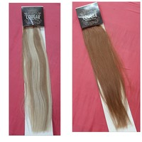 """Clip in remy hair 18""""/2 sets"""