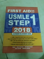 Used First Aid for the USMLE STEP 1 2018 in Dubai, UAE