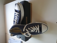 Used Converse Shoe New size 42.5 Euro in Dubai, UAE