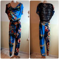 Brand new printed long overall