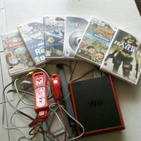 Used Wii Rouge Et Noir in Dubai, UAE
