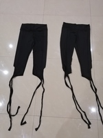 Used 2 new fitness pants size M in Dubai, UAE