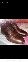 Used Massimo dutti man shoes 42 in Dubai, UAE