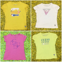 Guess Shirt for kids (4-6yo)