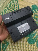 Used Dell Dock station for extra ports in Dubai, UAE