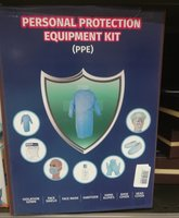 Used PPE KIT (PERSONAL PROTECTION KIT) in Dubai, UAE