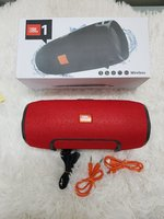 Used JBL red speakers higher sound,.,. in Dubai, UAE