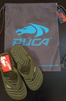 Used Brand new Puca flip-flops in Dubai, UAE