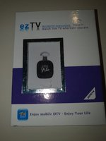 Used Digital TV phone reciever black in Dubai, UAE