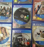 Used PS4 GAMES BUNDLE in Dubai, UAE