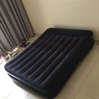Used Air Double Queen Size Mattress, Works On Electricity  in Dubai, UAE